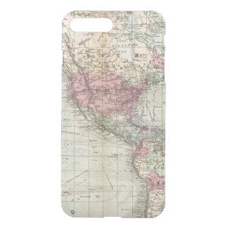 Coque iPhone 7 Plus Monde, la projection de Mercator
