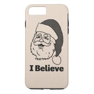 Coque iPhone 7 Plus Monotone encré je crois le cas plus de l'iPhone 7