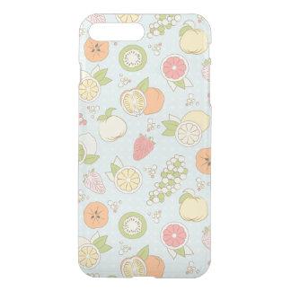 Coque iPhone 7 Plus Motif avec des fruits et des baies