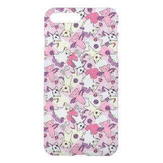 Coque iPhone 7 Plus Motif de Kawaii des chats de Halloween