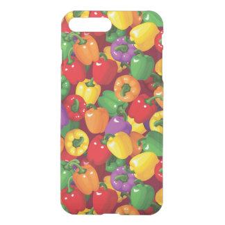 Coque iPhone 7 Plus Motif de paprika