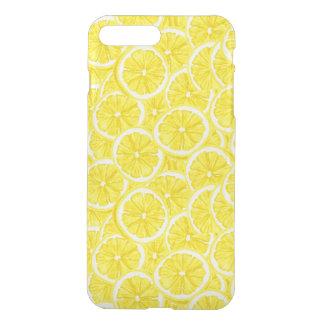 Coque iPhone 7 Plus Motif découpé en tranches de citron