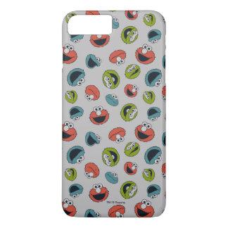 Coque iPhone 7 Plus Motif d'équipe du Sesame Street | All Star