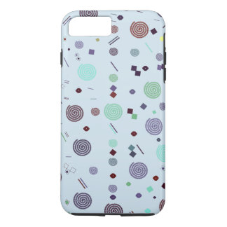 Coque iPhone 7 Plus Motif en spirale Iphone/Samsung/couvertures de