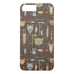 coque iphone 8 plus chasse