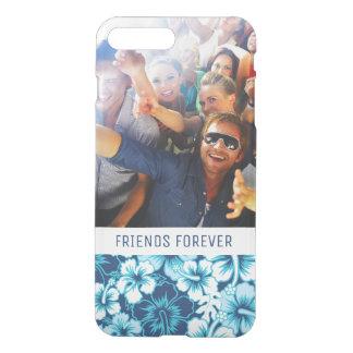 Coque iPhone 7 Plus Motif floral fait sur commande de ketmie de surf