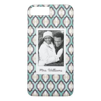 Coque iPhone 7 Plus Motif marocain fait sur commande de photo et de
