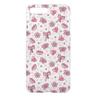 Coque iPhone 7 Plus motif romantique