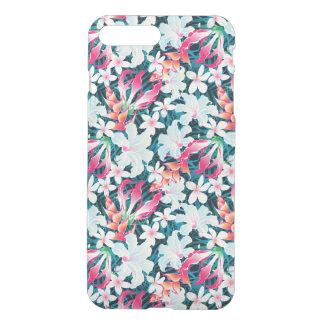Coque iPhone 7 Plus Motif tropical coloré