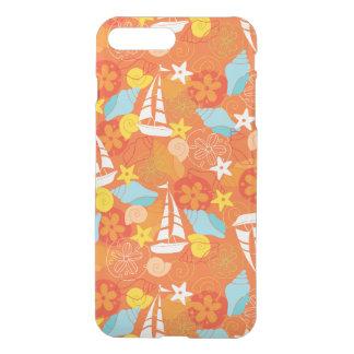 Coque iPhone 7 Plus Motif tropical de voilier