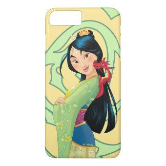 Coque iPhone 7 Plus Mulan et Mushu