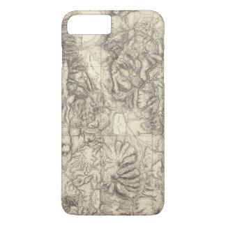 Coque iPhone 7 Plus Ne la Californie et nanowatt Nevada 2