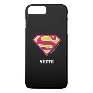 Coque iPhone 7 Plus Nom du logo | de points affligé par | de