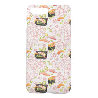 Coque iPhone 7 Plus Nourriture japonaise : Motif 2 de sushi