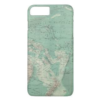 Coque iPhone 7 Plus Océan de South Pacific