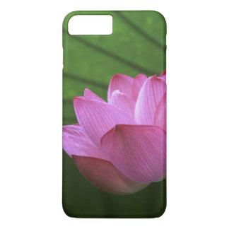 Coque iPhone 7 Plus Ohga Lotus, Sankei-en jardin, Yokohama, Japon