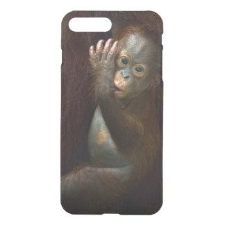 Coque iPhone 7 Plus Orang-outan