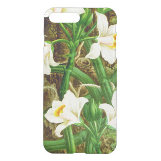 Coque iPhone 7 Plus Orchidée de vanille du Madagascar