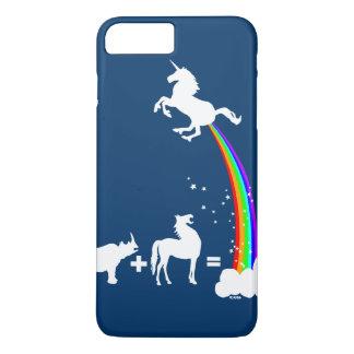 Coque iPhone 7 Plus Origine de licorne