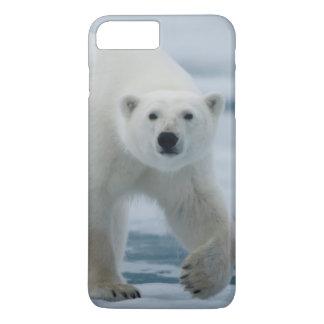 Coque iPhone 7 Plus Ours blanc, Ursus Maritimus, adulte