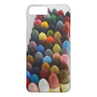 Coque iPhone 7 Plus Palette de pastel d'huile