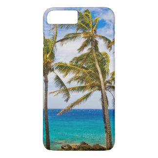 Coque iPhone 7 Plus Palmiers de noix de coco (nucifera de Cocos)