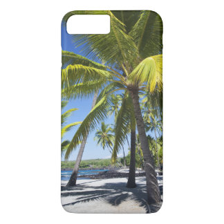 Coque iPhone 7 Plus Palmiers, parc historique national Pu'uhonua o