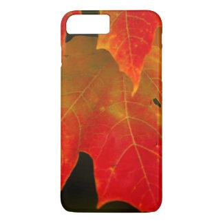 Coque iPhone 7 Plus Parc d'état d'Itasca, couleurs 2 d'automne