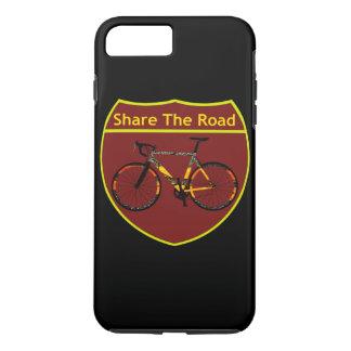 Coque iPhone 7 Plus Partagez la route