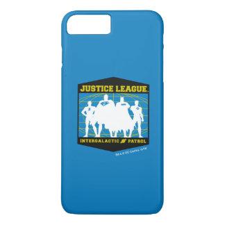 Coque iPhone 7 Plus Patrouille intergalactique de ligue de justice