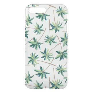 Coque iPhone 7 Plus Paume australienne tropicale de vulpin