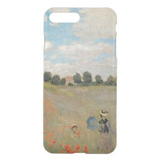 Coque iPhone 7 Plus Pavots sauvages de Claude Monet |, près