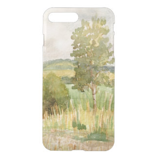 Coque iPhone 7 Plus Paysage d'aquarelle
