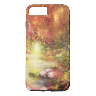 Coque iPhone 7 Plus Paysage tropical 1990