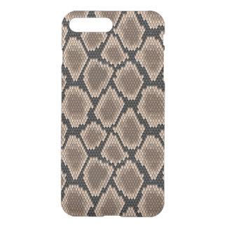 Coque iPhone 7 Plus Peau de serpent