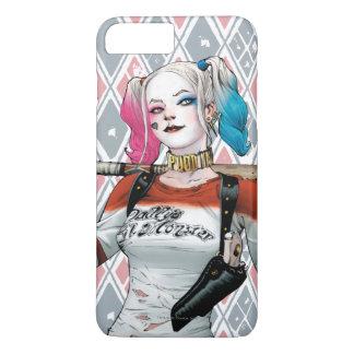 Coque iPhone 7 Plus Peloton de suicide | Harley Quinn