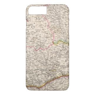 Coque iPhone 7 Plus Péninsule balkanique, Turquie, Roumanie