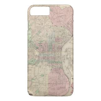 Coque iPhone 7 Plus Philadelphie 3
