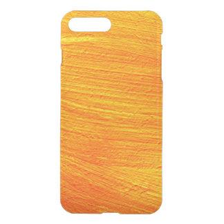 Coque iPhone 7 Plus Plan rapproché de la peinture de toile
