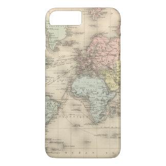 Coque iPhone 7 Plus Planisphere