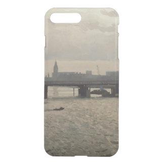 Coque iPhone 7 Plus Pont de Hungerford de pont de Waterloo