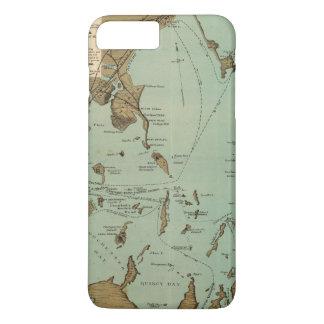 Coque iPhone 7 Plus Port de Boston