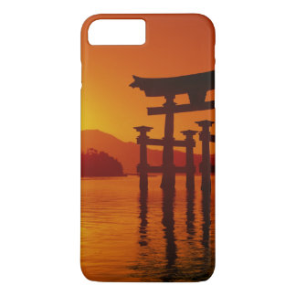 Coque iPhone 7 Plus Porte d'O-Torii, tombeau d'Itsukushima, Miyajima,