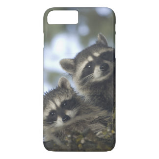 Coque iPhone 7 Plus Procyon Lotor de ratons laveurs) de lac fish,
