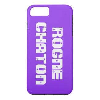 Coque iPhone 7 Plus purple RC case