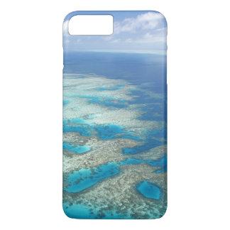 Coque iPhone 7 Plus Récif de langue, parc marin de la Grande barrière