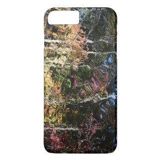 Coque iPhone 7 Plus Réflexion Iphone de l'eau 7/8 cas