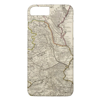 Coque iPhone 7 Plus Région de Mer Caspienne