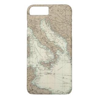 Coque iPhone 7 Plus Région méditerranéenne, Turquie, Grèce
