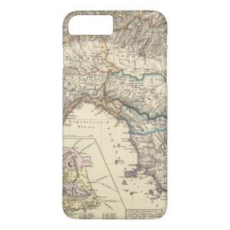 Coque iPhone 7 Plus Regiones d'Italiae IIIIXI
